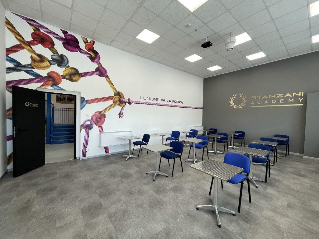 Stanzany academy foto aula